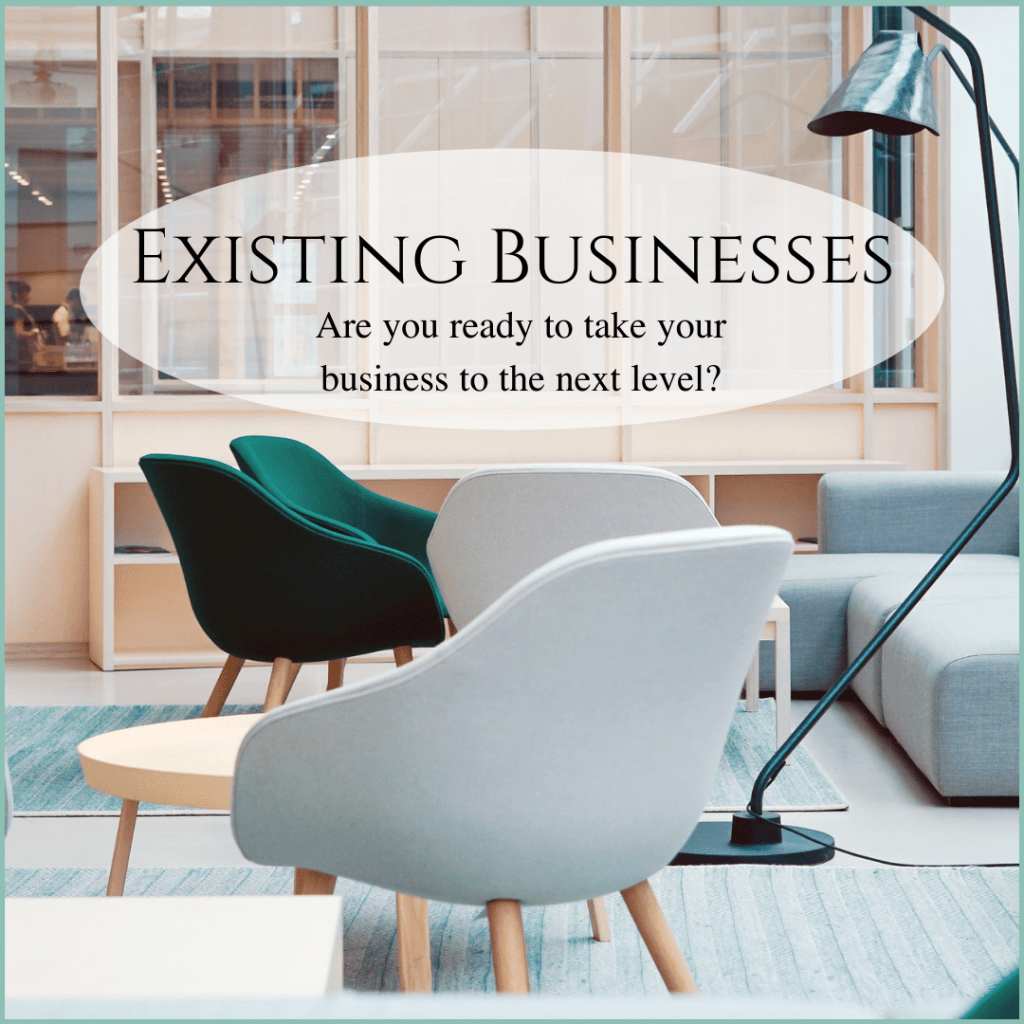 Existing Businesses